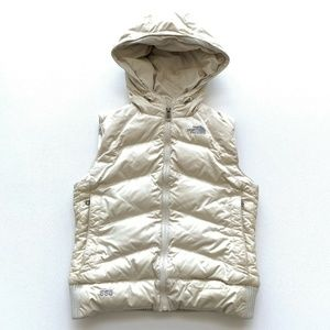 The North Face 550 Down Vest Jacket Womens Size Sm